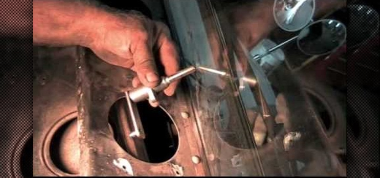 How to Diagnose an electrical problem with a fuel pump on an LLV