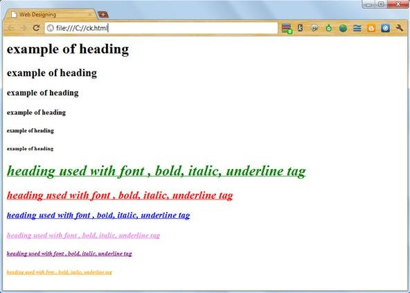 How To Design Amazing Web Pages Using Basic Html Forward