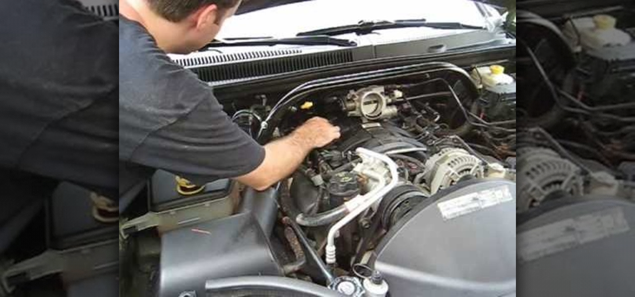 How to Change the spark plugs on a 47L V8 Jeep engine « Auto