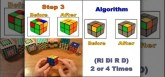 Rubiks Cube Algorithm   Dark Brown Hairstyles