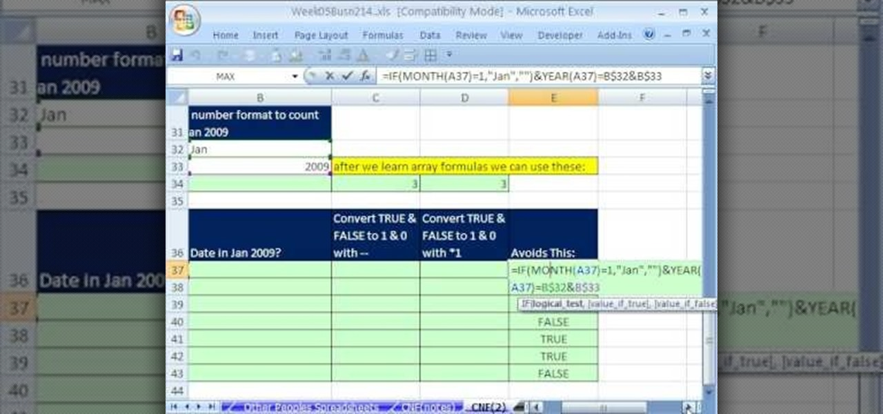 How to Use TEXT  custom number formatting in Microsoft Excel