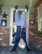 Upside Down Man Halloween Costume