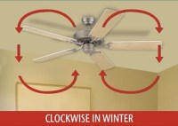 Ceiling Fan Not Cooling? It Might Be Spinning Backwards ...