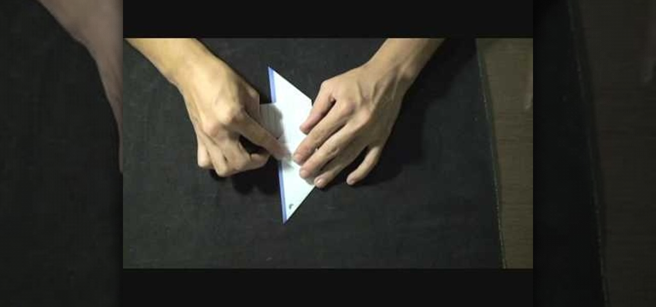 How to Fold a letter \
