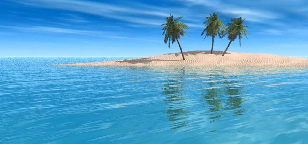 How to Create a Realistic Water Rippling Effect on a Static Image - ocean waves animations