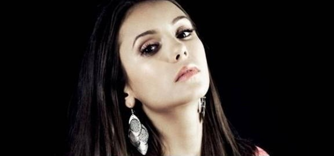 Cute Henna Wallpapers How To Do A Quot Vampire Diaries Quot Nina Dobrev Makeup Look