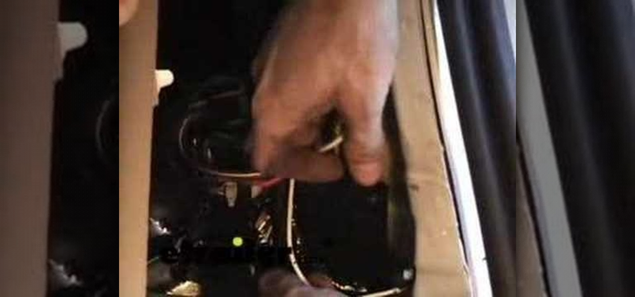 How to Install a trailer wiring harness on a Honda Odyssey « Car