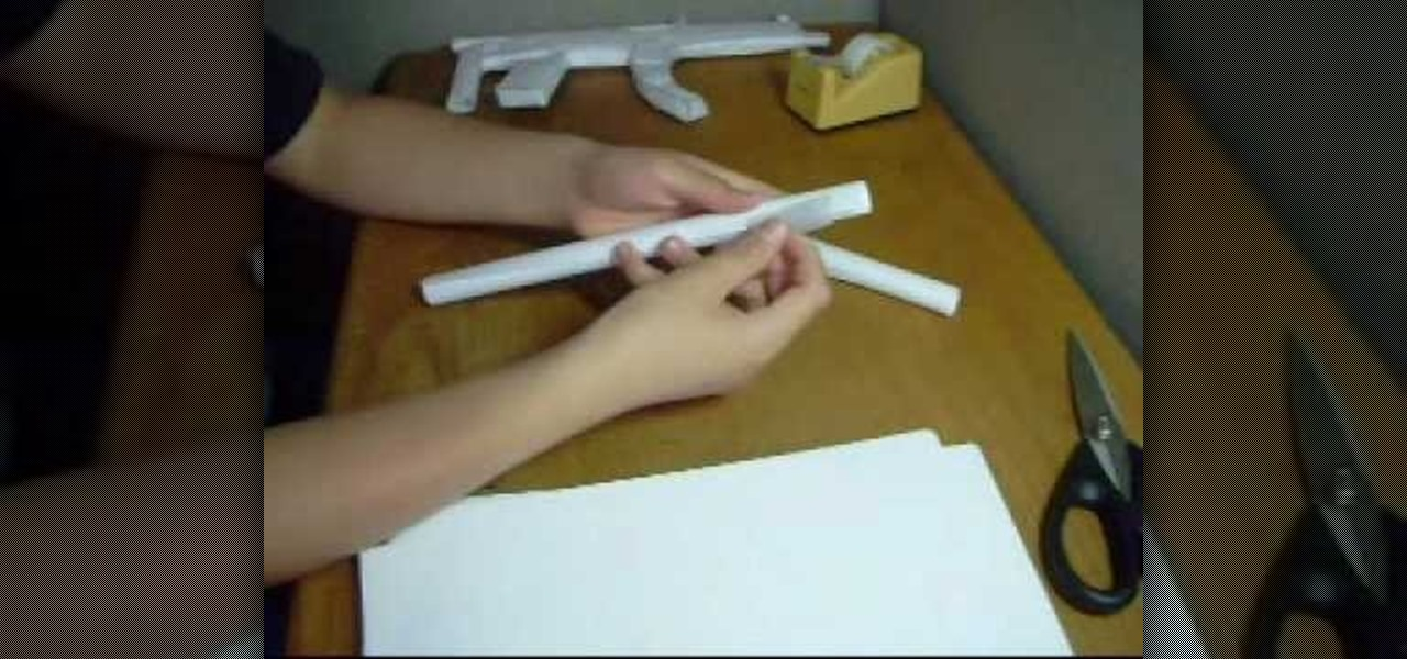 How to Build a realistic looking paper iPhone « Papercraft