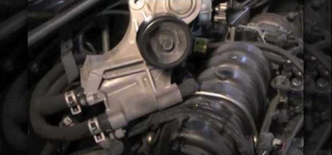Coolant Bypass Pipe On 1999 Pontiac Montana Engine Diagram Spark