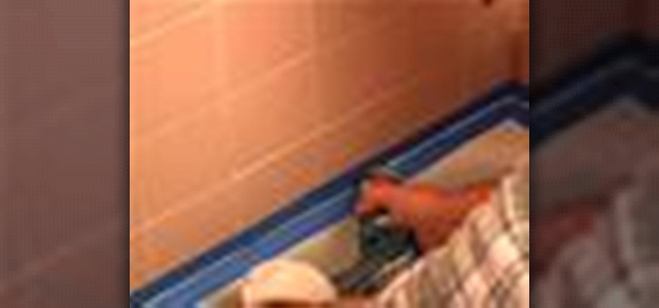 How To Recaulk A Bathtub Or Shower « Plumbing & Electric