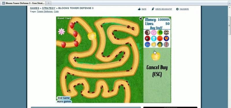 Bloons tower defense 3 hacked unblocked games berilmu net