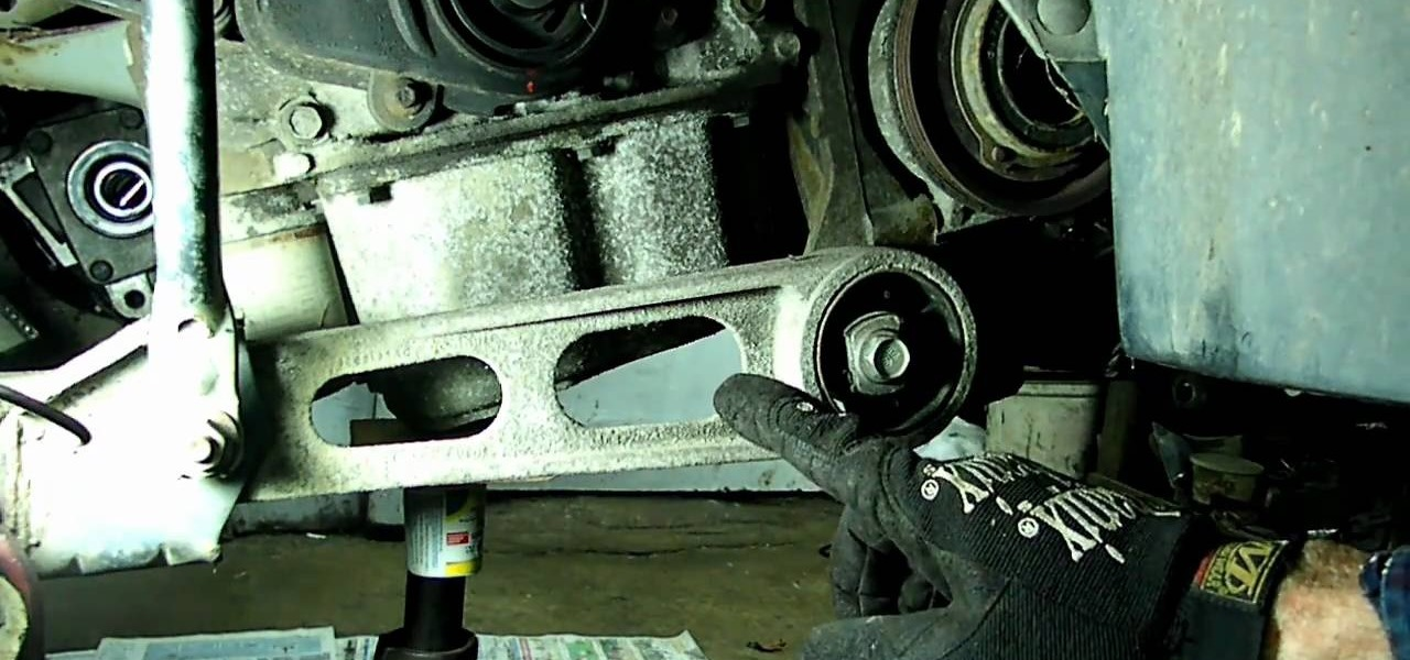 How to Replace a worn or broken timing belt on a Dodge Neon