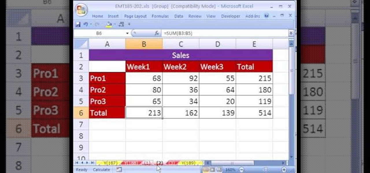 How to Set up headers  footers across sheets in MS Excel - how to make a sign in sheet in word
