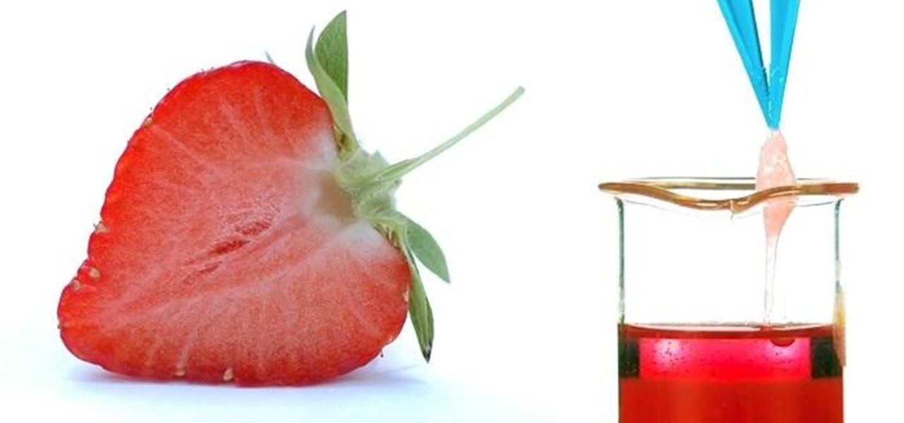 How to Extract DNA from a Strawberry with Basic Kitchen Items