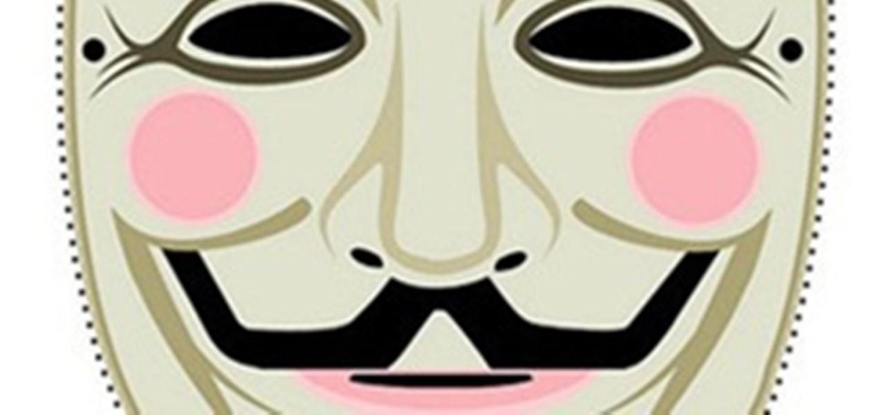 Printable Guy Fawkes Mask « Null Byte  WonderHowTo