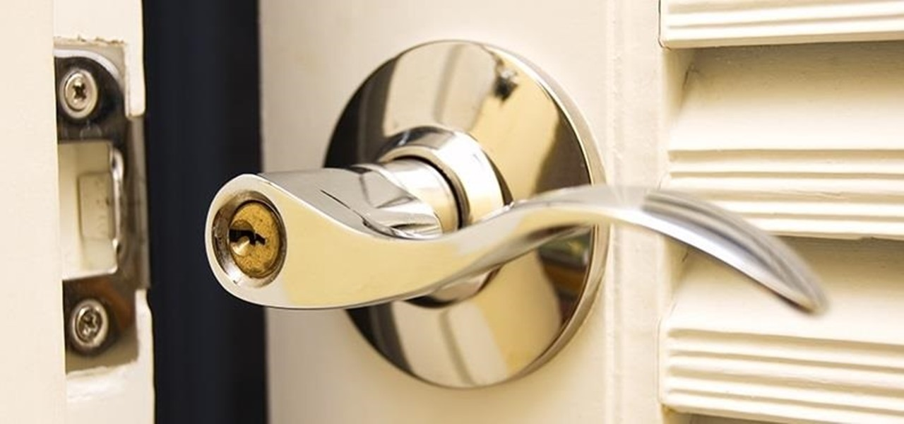 How to Open a Door Lock Without a Key: 15+ Tips for Getting Inside ...