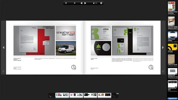 Example Domain How To Create A Pdf Portfolio Or Magazine With Indesign
