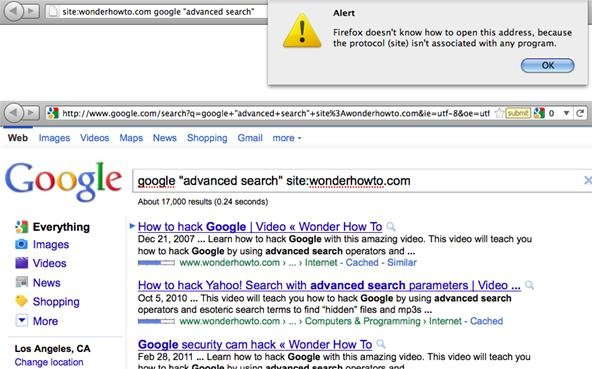 How to Use the Location Bar (aka Awesome Bar) to Search the Internet