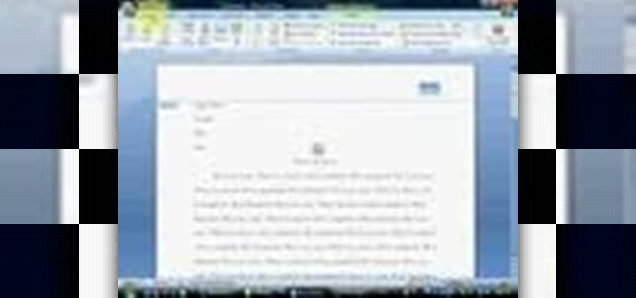 How to Set your essay to MLA format in MS Word 2007 « Microsoft - Mla Format For Word