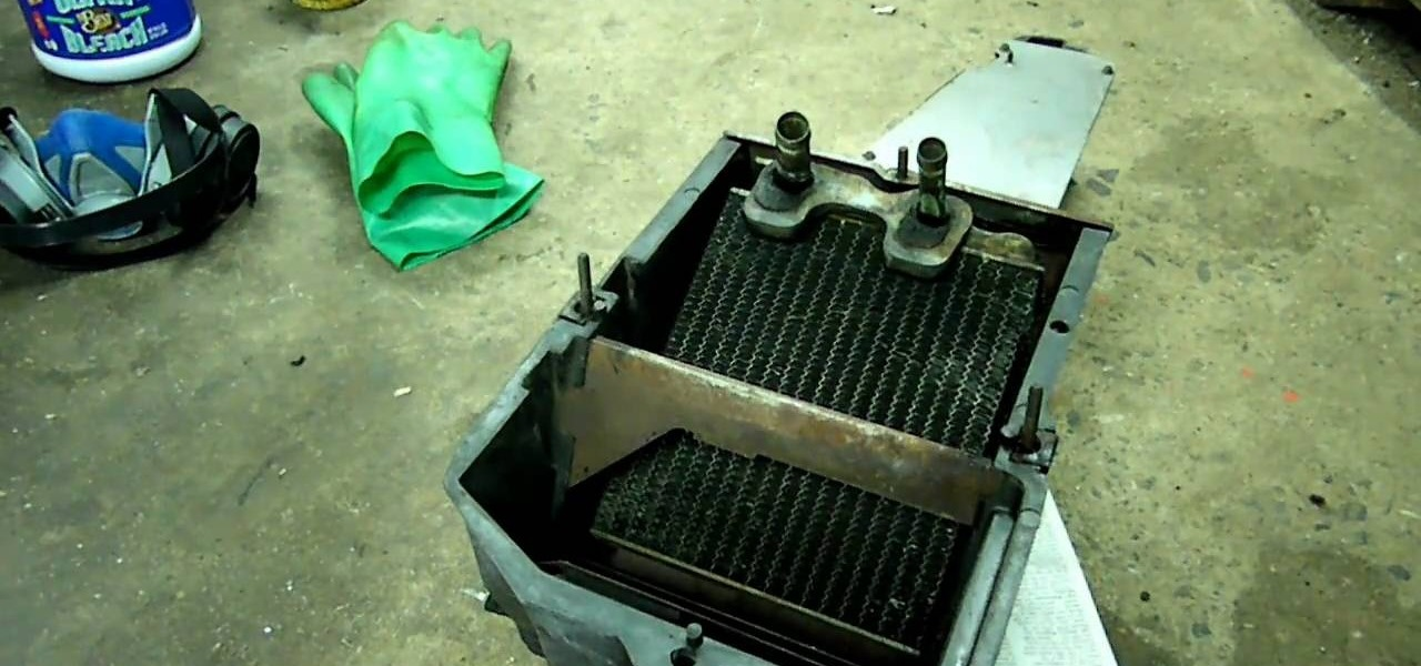How to Remove and clean the heater in a Chevrolet truck « Auto