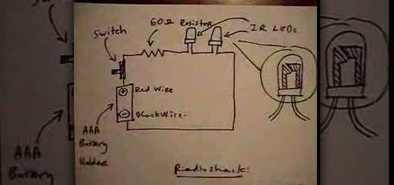 Wii Sensor Bar Wiring Diagram Electronic Schematics collections