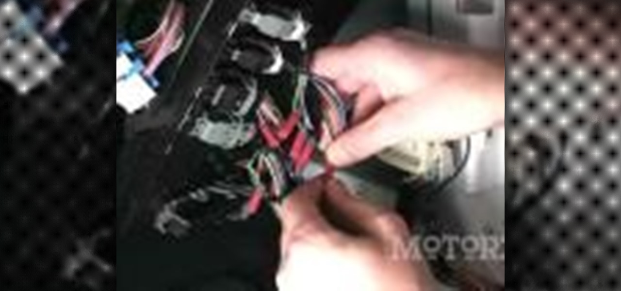 How to Install a car alarm on a Viper 5900 « Auto Maintenance