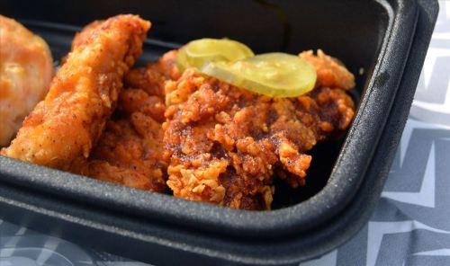 Medium Of Kfc Nashville Hot Chicken