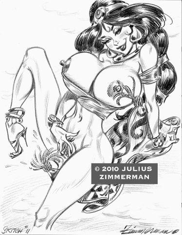 julius zimmerman daisy mae