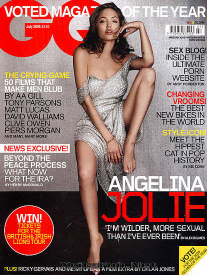 Cute Love Quotes Mobile Wallpapers Angelina Jolie Biggest Magazine Cover Page Collection
