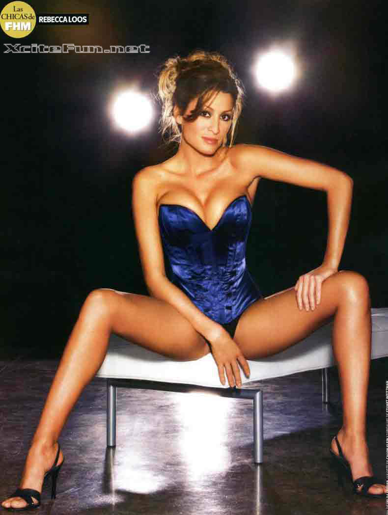 Apps For Quotes Wallpapers Rebecca Loos Spanish Glamour Photo Shoot For Fhm Espana