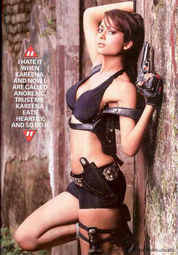 Inspirational Quotes For Computer Wallpapers Amrita Arora Nasty Ninja Girl Get On The Maxim Cover July