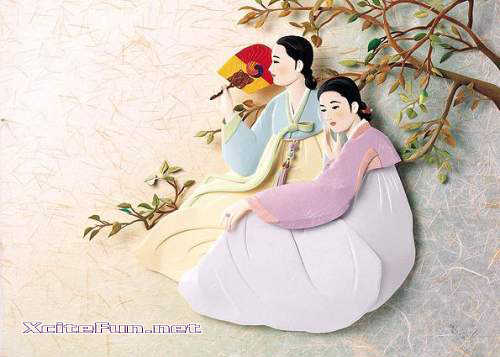 Superb Wallpapers With Quotes Korean Paintings Xcitefun Net
