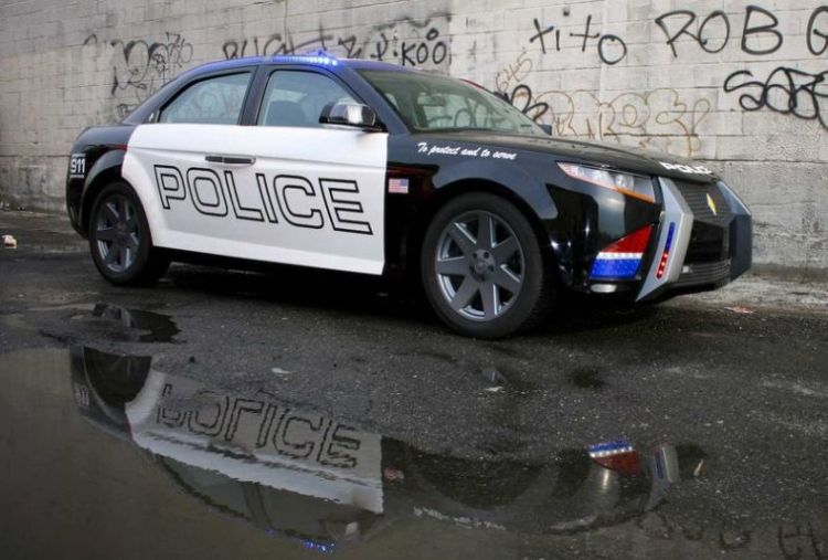 Latest Cool Wallpapers With Quotes Future Police Cars Carbon Motors E7 Part 1 Xcitefun Net