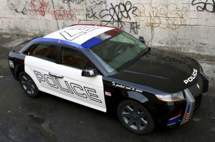 Cool Police Car Wallpapers Future Police Cars Carbon Motors E7 Part 2 Xcitefun Net