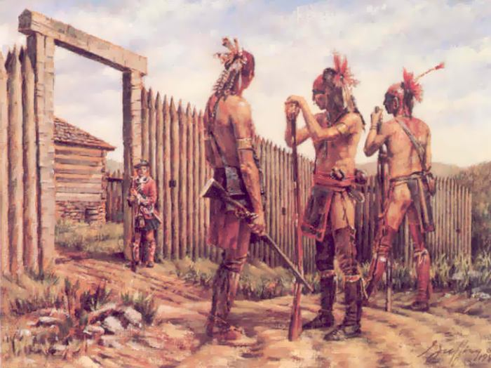 Cute Babies Wallpaper With Tears Red Indians Life In Paintings Part 2 Xcitefun Net