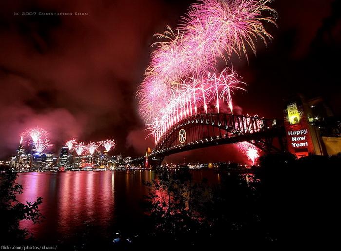 Rajat 3d Wallpaper Colorful Fireworks