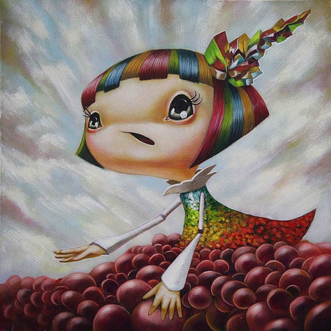 Cute Girly Wallpapers With Quotes Japanese Pop Surrealism Art Xcitefun Net