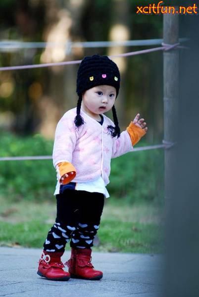 Boy Girl Cute Wallpapers China Cute Baby Girl Xcitefun Net