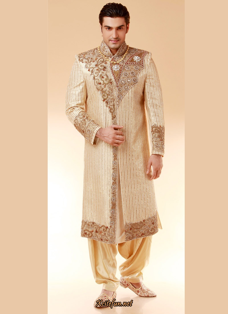 Indian Engagement Dresses For Groom