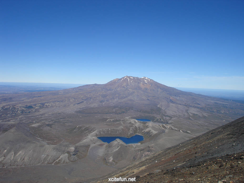 Cute Funny Wallpapers For Mobile Mt Ruapehu Crater Lake New Zealand Wallpapers Xcitefun Net