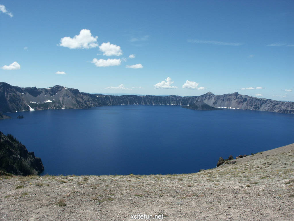 Funny But Cute Wallpapers Crater Lake Wallpapers Xcitefun Net