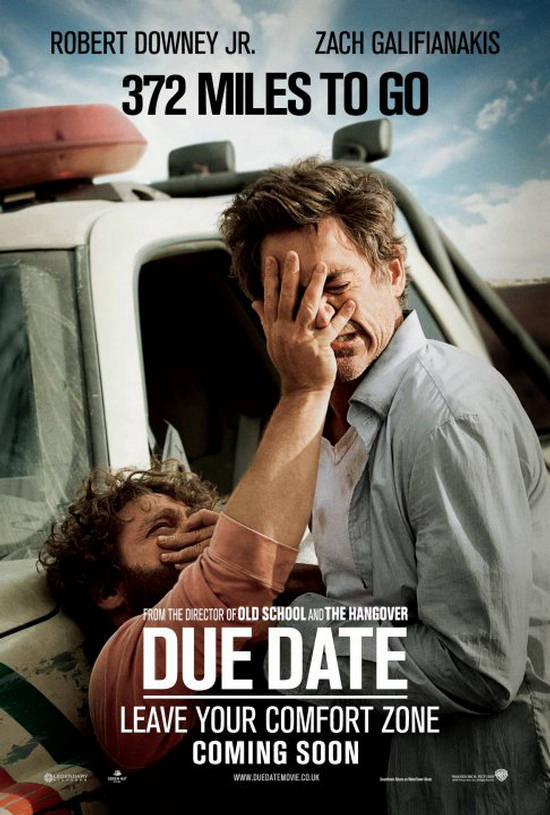 Cute Wallpapers Latest Due Date Movie Posters And Trailer Colored With Comedy