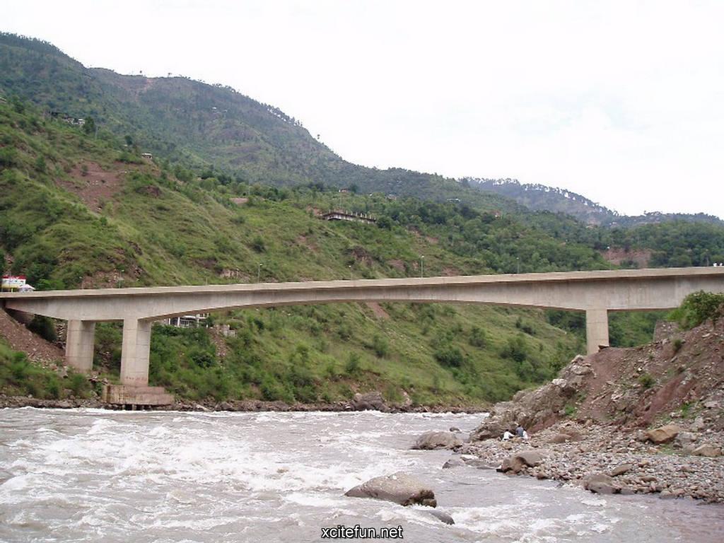 Computer Wallpapers Quotes Kohala Bridge Kashmir Pakistan Xcitefun Net