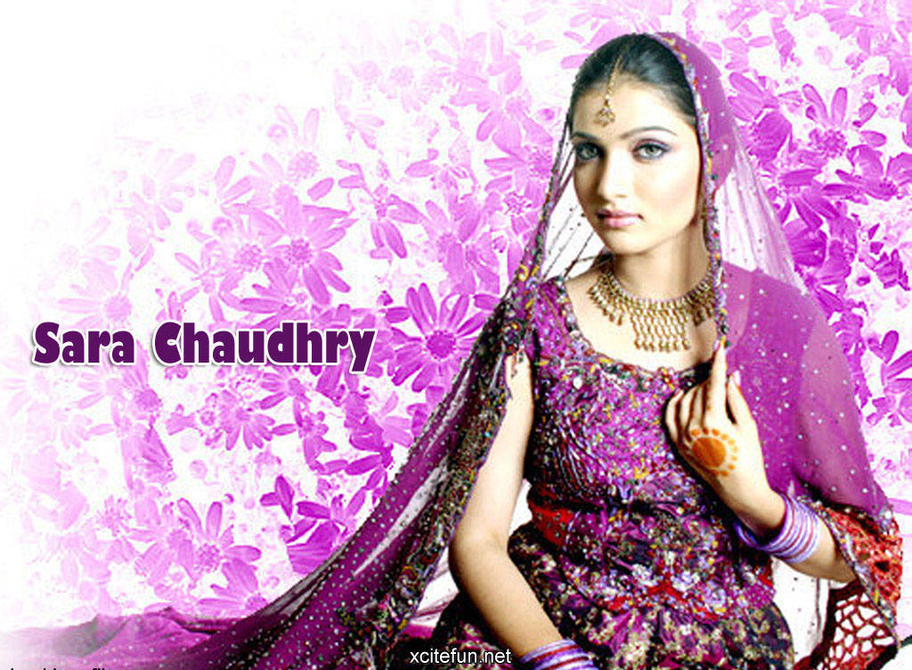 Cute Pakistani Babies Wallpapers Sara Chaudhry Lollywood Actress New Special Hot
