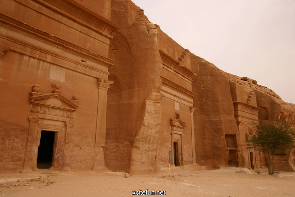 Islamic Quotes Wallpapers For Android The Ruins Of Madain Saleh Saudi Arabia Xcitefun Net