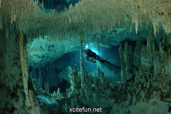 Free Fall Mobile Phone Wallpapers Cave Of Swallows Mexico Full Of Adventure Xcitefun Net