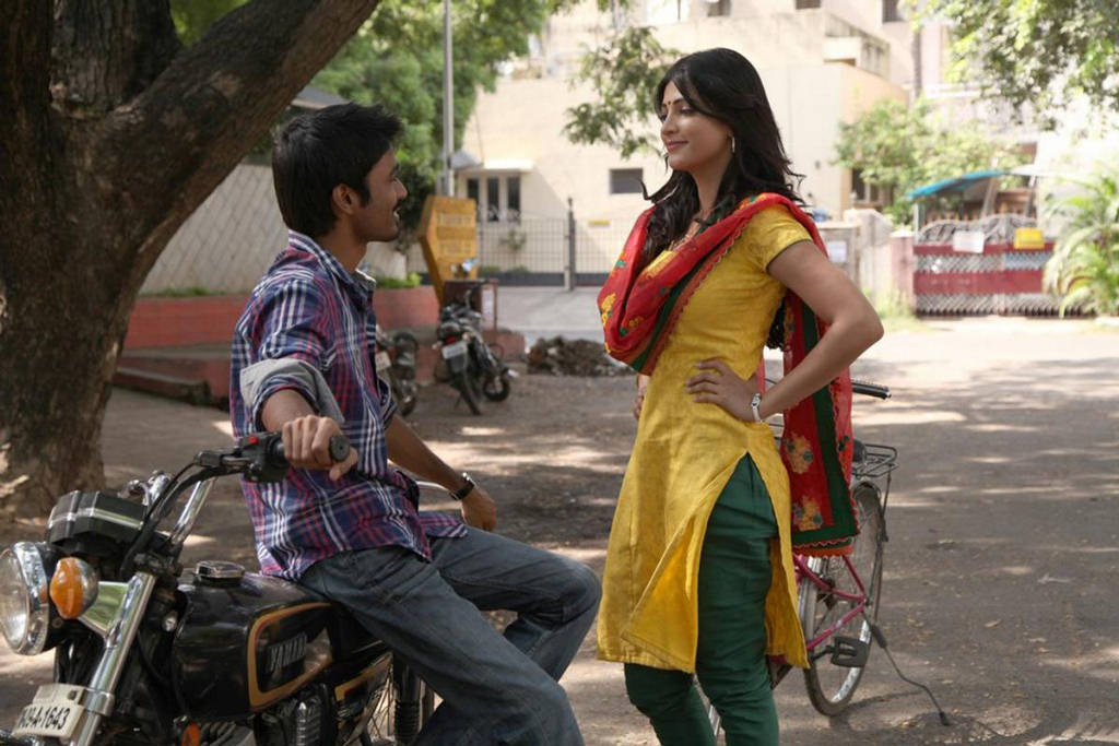 Love And Romance Wallpapers With Quotes Shruti Hassan Tamil Movie Wallpapers Xcitefun Net