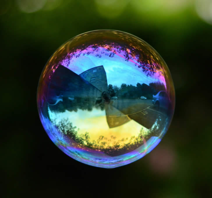 Desktop Wallpapers Music Quotes Amazing Photography Reflection Of Bubbles Xcitefun Net