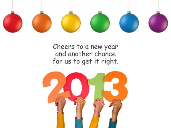 new year with lots of joy and merriment new year greeting cards. 1024 x 768.Wish For Happy New Year  Greetings