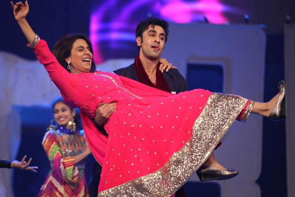 Images Of Cute Wallpapers For Phone Ranbir Kapoor Screen Awards Performance With Mother